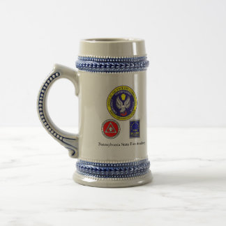 Pennsylvania Firefighter 1 Certification Mug