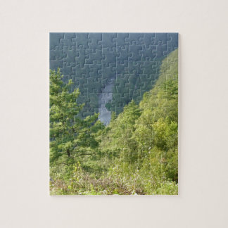 Pennsylvania Grand Canyon by Ave Hurley Jigsaw Puzzle