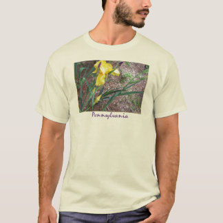 Pennsylvania -- Iris T-Shirt