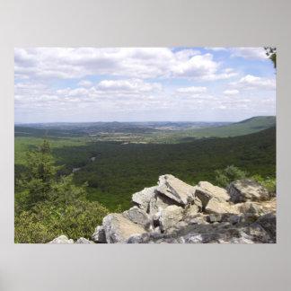 Pennsylvania Landscape Print