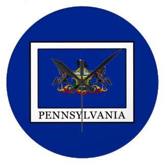 Pennsylvania Large Clock
