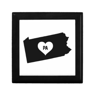 Pennsylvania Love Gift Box