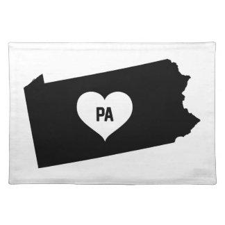 Pennsylvania Love Placemat