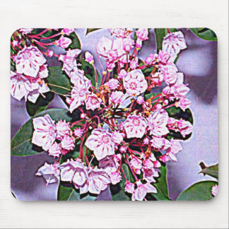 Pennsylvania Mountain Laurel Mouse Pad