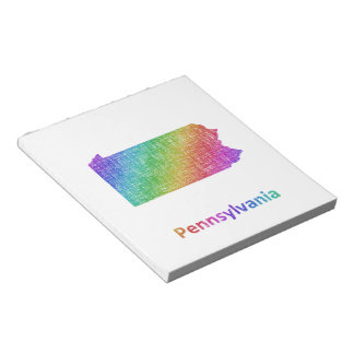 Pennsylvania Notepad