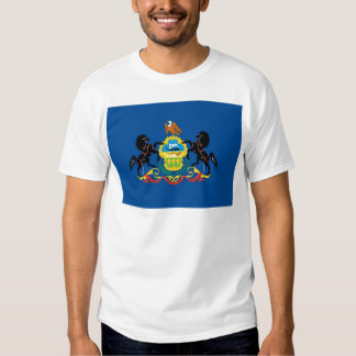 Pennsylvania  Official State Flag Shirts