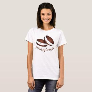 Pennsylvania PA Dutch Whoopie Pies Foodie Dessert T-Shirt