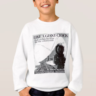 Pennsylvania Railroad Broadway Limited 1929 Sweatshirt