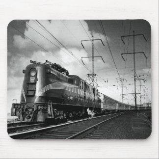 Pennsylvania Railroad Congressional Mouse Pad
