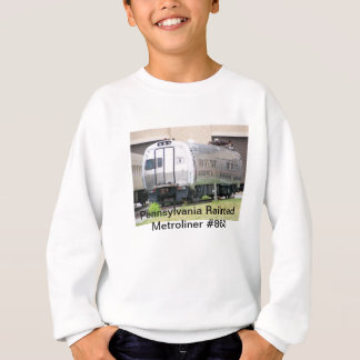 Pennsylvania Railroad Metroliner #860 Sweatshirt