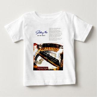 Pennsylvania Railroad Steam Turbine Infant shirts