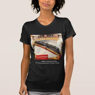 Pennsylvania Railroad Steam Turbine Woman's shirts