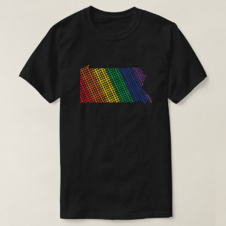 Pennsylvania Rainbow State T-Shirt