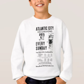 Pennsylvania-Reading Seashore Lines 1962 Sweatshirt