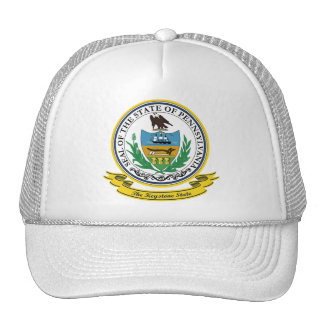 Pennsylvania Seal Trucker Hat