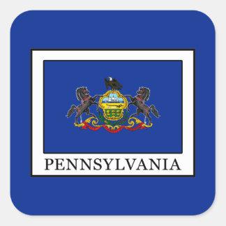 Pennsylvania Square Sticker