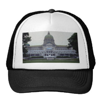 Pennsylvania State Capitol Building, Harrisburg, P Hat