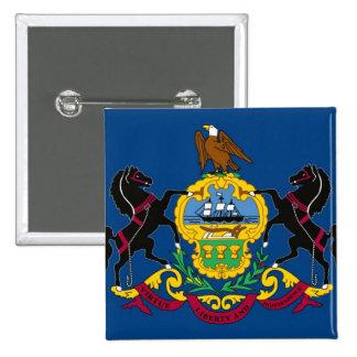 Pennsylvania State Flag Pin