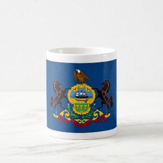 Pennsylvania State Flag Coffee Cup Mug
