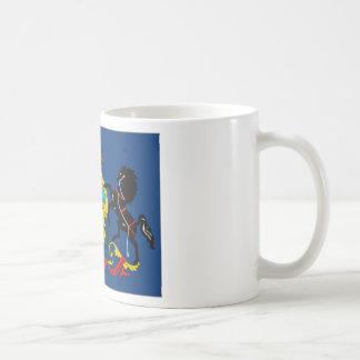 Pennsylvania State Flag Detail Coffee Mug