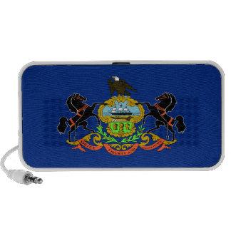 Pennsylvania State Flag Laptop Speaker