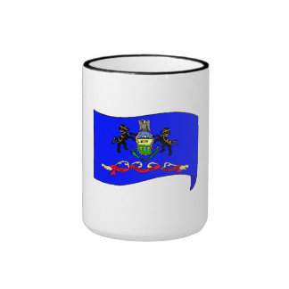 Pennsylvania State Flag Mug