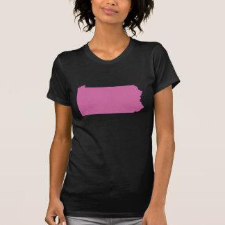 Pennsylvania State Outline T-Shirt