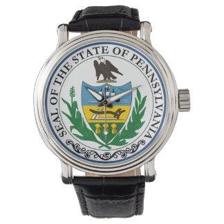 Pennsylvania state seal america republic symbol fl watches