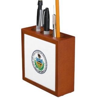 Pennsylvania State Seal Desk Organiser