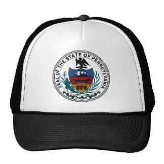 Pennsylvania State Seal Trucker Hat