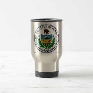 Pennsylvania State Seal Coffee Mug