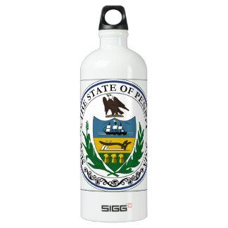 Pennsylvania State Seal SIGG Traveler 1.0L Water Bottle
