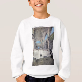 Pennsylvania Station, New York City 1913 Vintage Sweatshirt