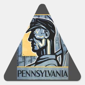 Pennsylvania! Sticker