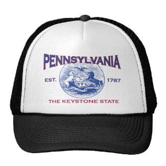 PENNSYLVANIA The Keystone State Mesh Hats