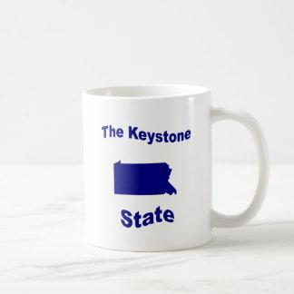 Pennsylvania: The Keystone State Coffee Mug