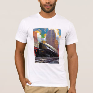 Pennsylvania Train by Unknown T-Shirt
