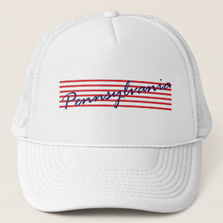 Pennsylvania Trucker Hat