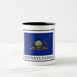 Pennsylvania Two-Tone Coffee Mug