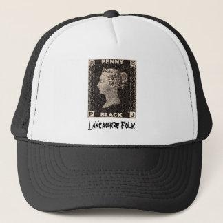 Penny Black Head Warmer Trucker Hat