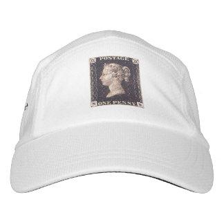 Penny Black Postage Stamp Hat