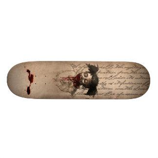Penny Blood Skateboard