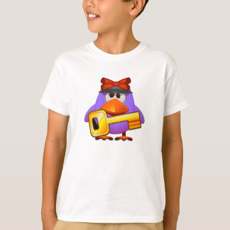 Penny Boys' Basic T-Shirt w/logo
