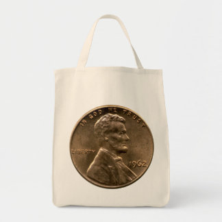 Penny Cent Tote Bag $$$