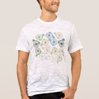 Penny Farthing design T-Shirt