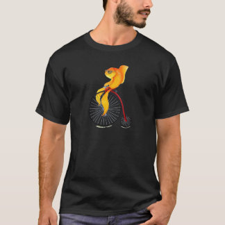 Penny Farthing Fish T-Shirt