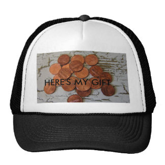 Penny for Your thoughts Cap