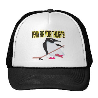 Penny For Your Thoughts Mesh Hat