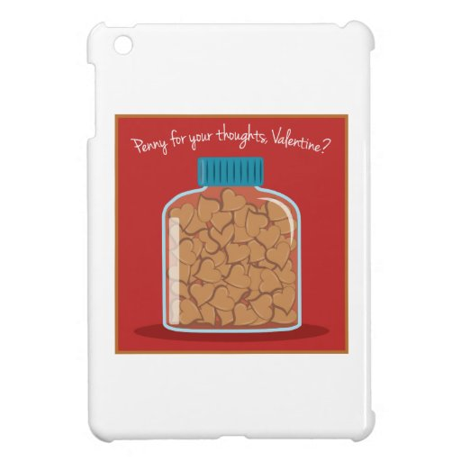 Penny For Your Thoughts iPad Mini Case