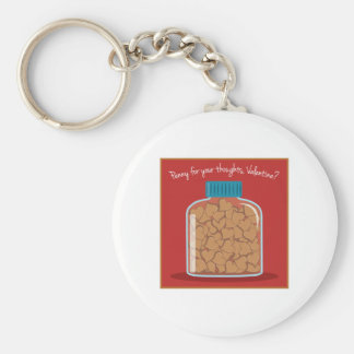 Penny For Your Thoughts Keychains